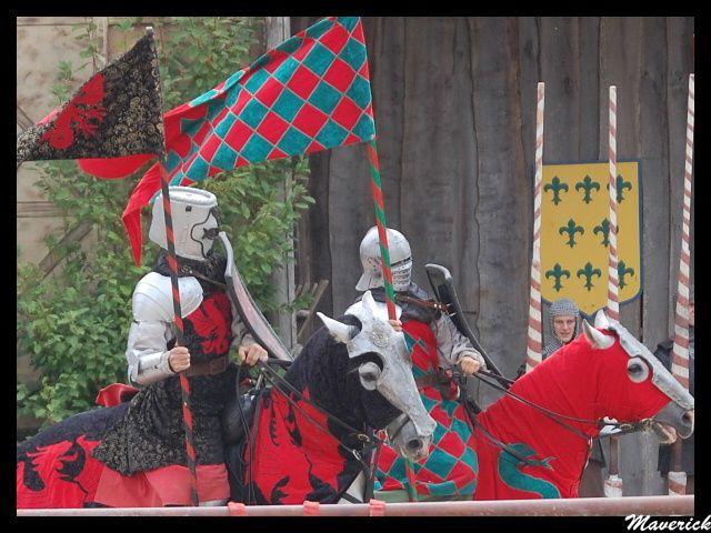 """Photos prisent au Grand Parc du PUY du FOU,vous y verrez """" les chevaliers,les gladiateurs,les rapaces,les vikings,spectacle d'eau,etc.... N'hésitez pas à donner vôtre avis sur mes photos(bon ou mauvais) Maverick"""