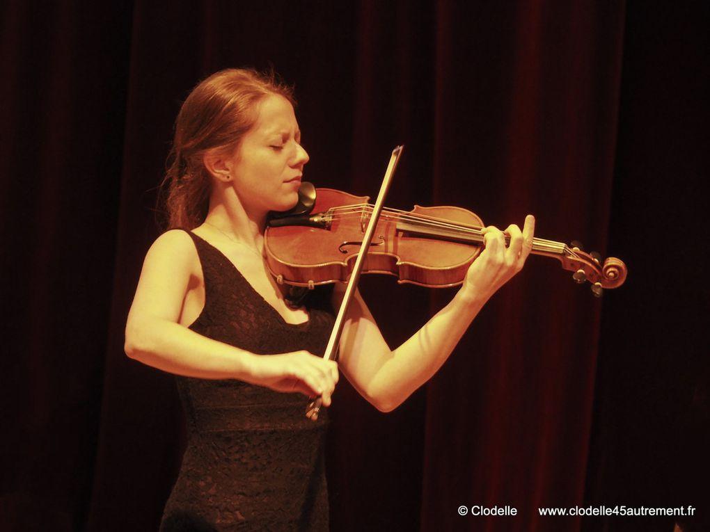 LE TRIO ASTORIA et les danseurs de Tango Porteño aux SAMEDIS DU JAZZ D'ORLÉANS