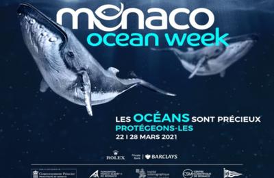 Monaco Ocean Week – Monaco se mobilise pour la protection des océans, du 22 au 28 mars