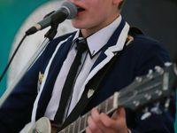 Die Jungmusiker – das zeigt der Bandname – sind auch im echten Leben Cousins.