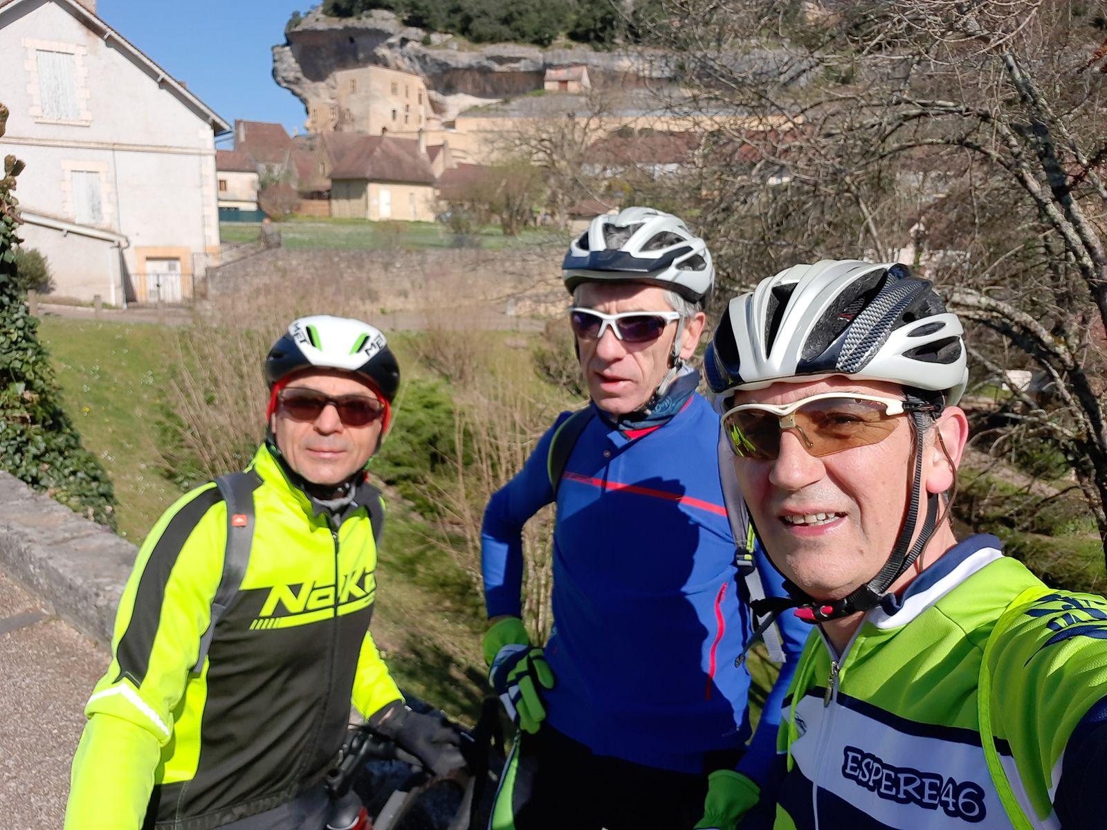 Sortie à la journée en Dordogne du Dimanche 28 mars 2021