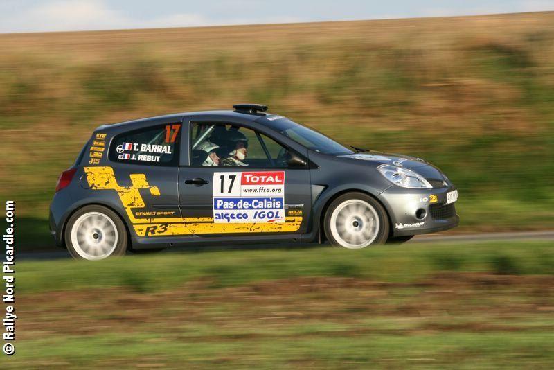 Album - Rallye du Touquet 2007