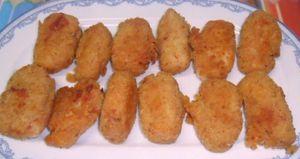 Scuola di cucina: crocchette di patate