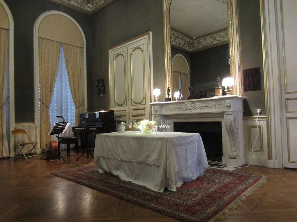 Opera a Palazzo. Verdi, La Traviata. Première du 9 juin 2021 à l'Hôtel Dosne-Thiers