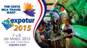 Costa Rica's biggest travel trade fair Expotur 2015 opens in May