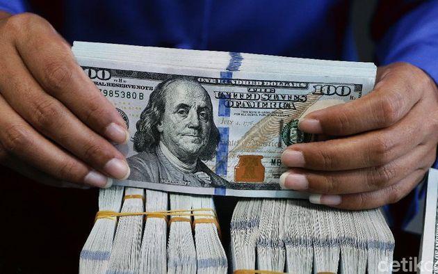 PT KONTAK PERKASA | Dolar AS Masih Tiarap di Hadapan Rupiah