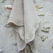 le tuto du shawl en mousse et vagues..... - stipa et alpaga