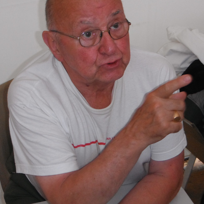 Hommage à Charles Pons