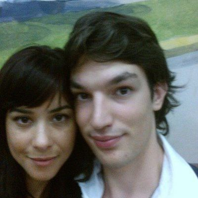 Guillaume and Lorianne