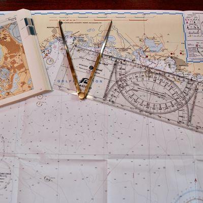 Électricité à bord d'un voilier Carol Ketch