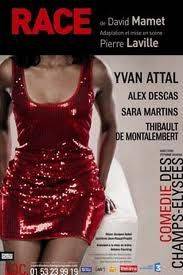 RACE – YVAN ATTAL – DAVID MAMET