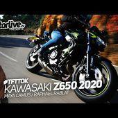 KAWASAKI Z650 2020 : TFT, T'ES OK ? | TEST MOTORLIVE