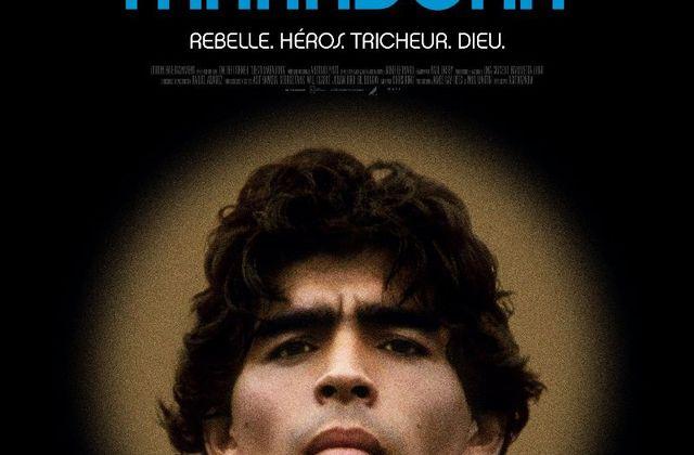 Dans les salles dès ce 31 juillet, le documentaire Diego Maradona, réalisé par Asif Kapadia.