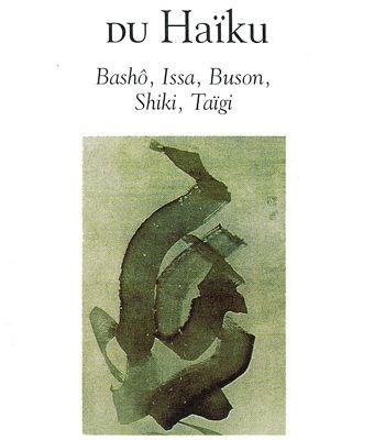 Les Grands Maîtres du Haïku - Bashô, Issa, Buson, Shiki, Taïgi