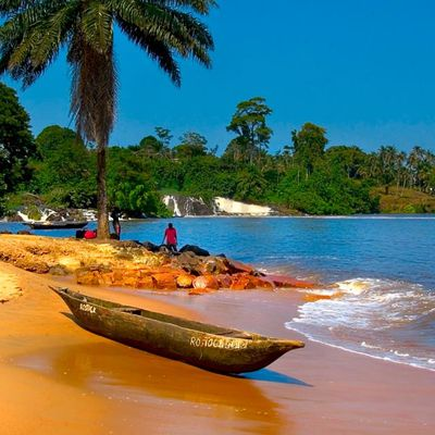#Lifestyle • Kribi, The African Seaside City