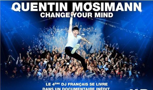 « Quentin Mosimann : Change Your Mind », documentaire inédit sur W9