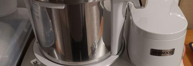 Robot cuiseur Kenwood Connecté CookEasy +