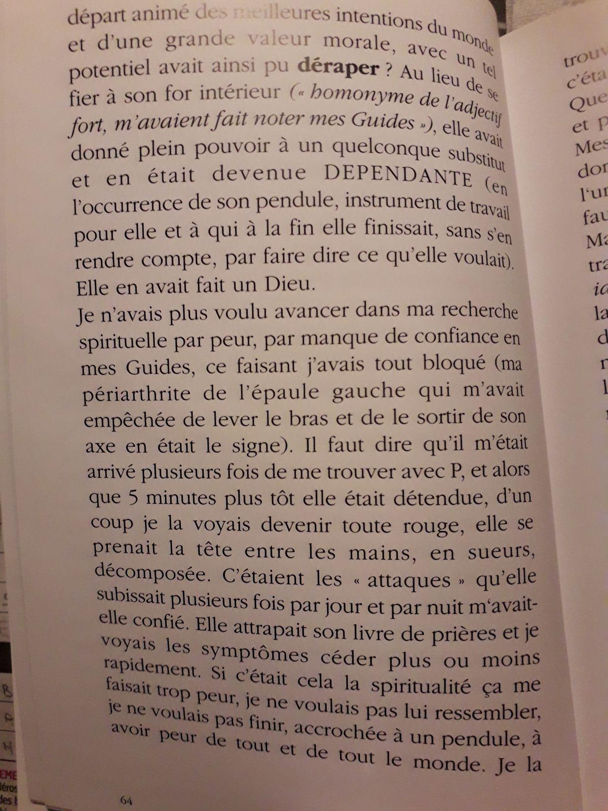 Pluie de Poussières d'Etoiles page 61 à 64