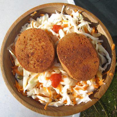 Seïtan au tofu