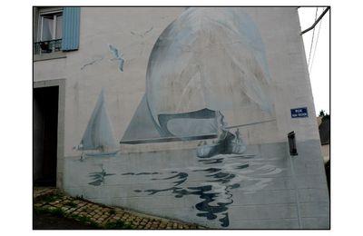 Dans une rue de Brest