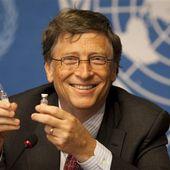 Bill Gates en première ligne dans la course au vaccin et le puçage des populations