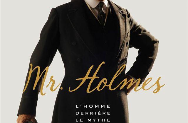 Critique Ciné : Mr. Holmes (2016)