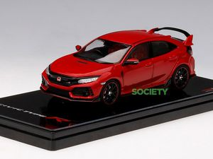 TSM430273 – Honda Civic Type R Rallye Red (RHD) 2017
