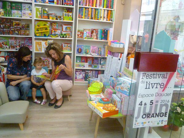Hommage aux bénévoles de l'antre des livres