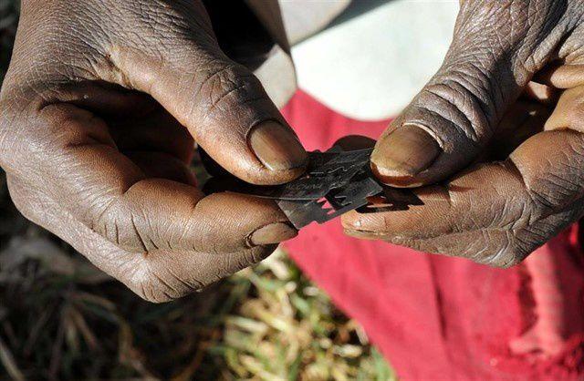 Imágenes mutilación genital femenina.- El Muni.