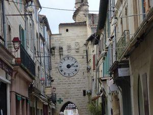 Le beffroi côté vieille ville...Penser à agrandir les photos en cliquant dessus