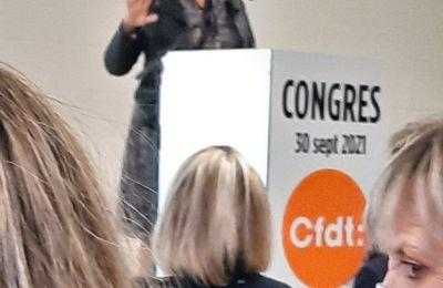 CFDT: notre syndicat invité au congrès des communaux CFDT du Pas-de-Calais!!!