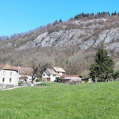Savoie : Les Ruffieux / Mont de Lierre