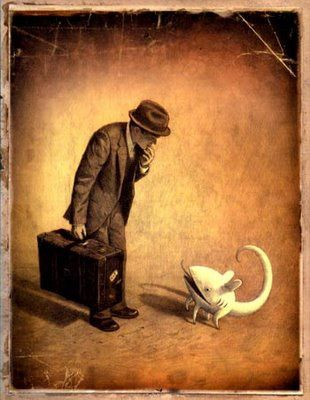 Shaun Tan (born 1974) is the illustrator and author of award winning children's books such as The Red Tree, The Lost Thing and The Arrival. Tan was born in Fremantle, Western Australia in 1974