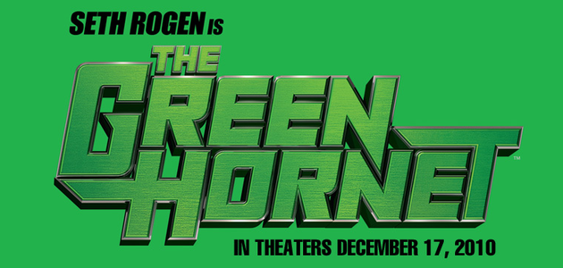 """THE GREEN HORNET"", PREMIÈRES IMAGES !"