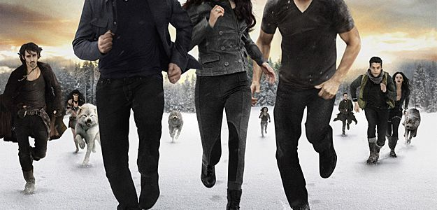 """TWILIGHT 5 : REVELATION - 2EME PARTIE"", POSTER & PHOTOS !"