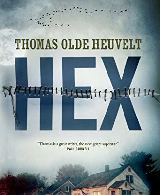 Read Free Book: HEX from Thomas Olde Heuvelt