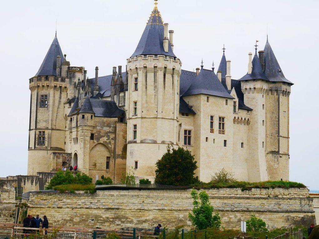 Notre escapade en Pays de Loire à Saumur