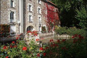 Le Grand Moulin Ducal de Montbazon