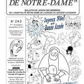 Courrier de ND n°143