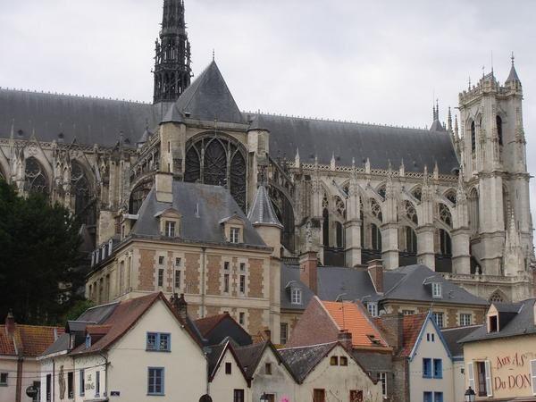 Week end au Tréport et à Amiens les 28 et 29 juin 2008
