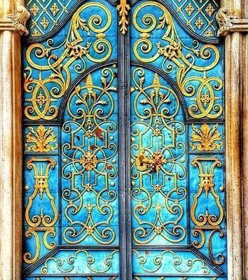 Belles portes...