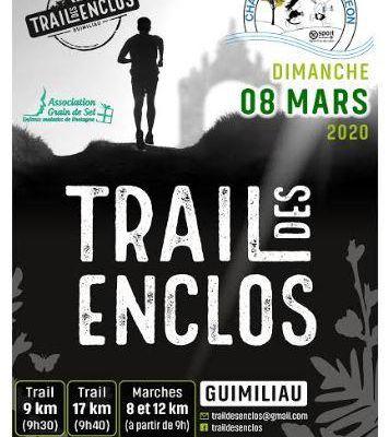 Trail des Enclos - Guimiliau