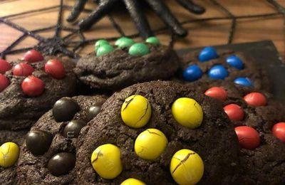 Diaboliques cookies pour Halloween