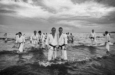 Yagai keiko, le secret de la reprise en Aïkido