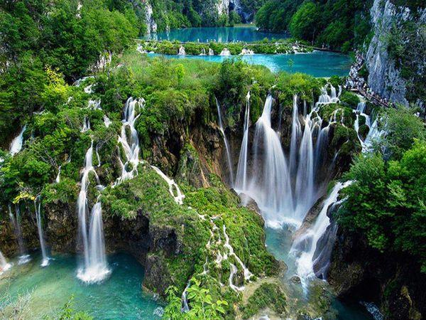 L'Europa un Milione di Anni Fa: alla Scoperta del Parco Nazionale di Plitvice ( Croazia). 30- 31 Maggio/ 1- 2 Giugno