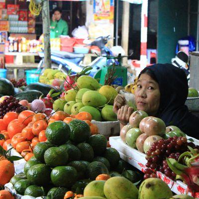 Les marchés Vietnamiens (Hué et Hoi Ann)