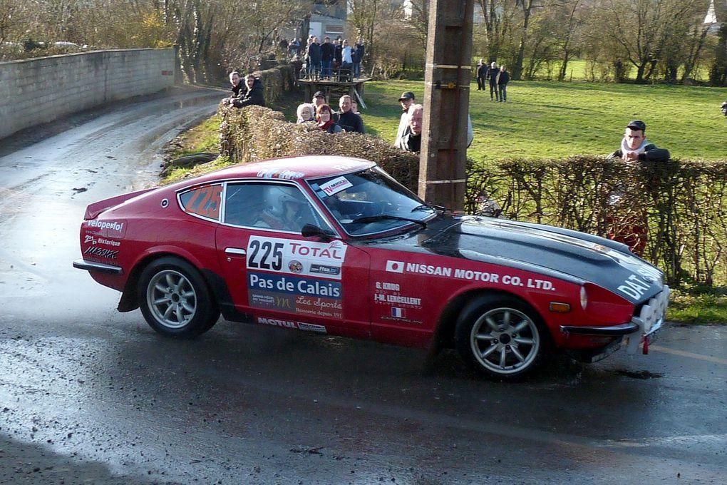 Album - 1er Rallye Le Touquet Classique