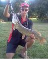 le pêcheur fou