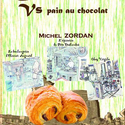 Chocolatine Vs pain au chocolat