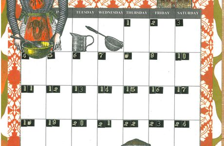 Calendar girls novembre